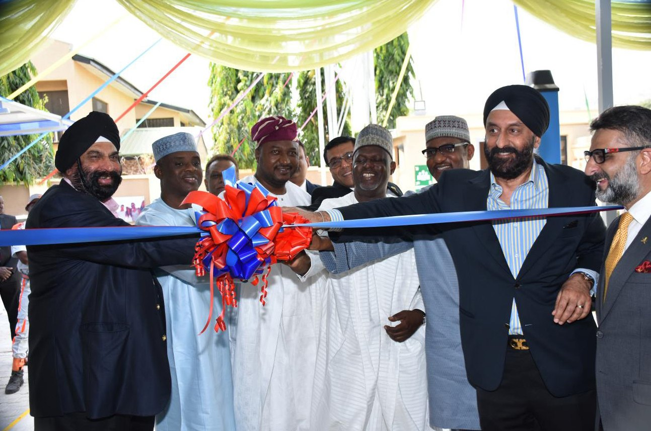 Infinity Group Opens Nigeria's First Ever Solar-Powered Service Center