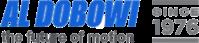 Al-Dobowi logo in footer